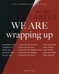 Catalogus van We Are Labels ( Vervallen )