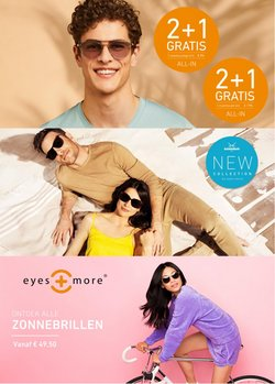 Aanbiedingen van Opticien in the eyes and more folder ( Nog 2 dagen)