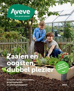 Catalogus van Aveve ( Nog 16 dagen )