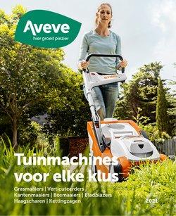 Aanbiedingen van Aveve in the Aveve folder ( Meer dan een maand)