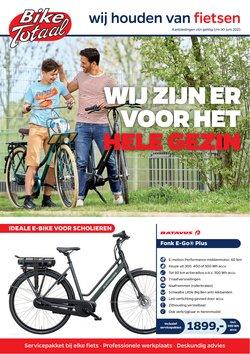 Aanbiedingen van Auto & Fiets in the Bike Totaal folder ( Nog 9 dagen)