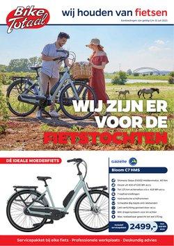 Aanbiedingen van Auto & Fiets in the Bike Totaal folder ( Verloopt morgen)