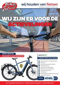 Aanbiedingen van Auto & Fiets in the Bike Totaal folder ( Nog 25 dagen)