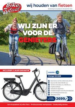 Aanbiedingen van Auto & Fiets in the Bike Totaal folder ( Nog 3 dagen)