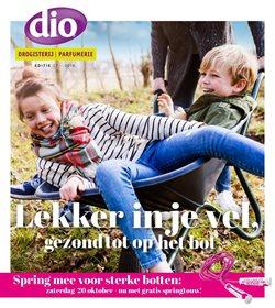 Aanbiedingen van D.I.O in the Heerlen folder