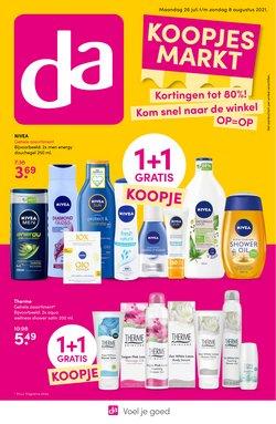 Aanbiedingen van Drogisterij & Parfumerie in the D.I.O folder ( Nog 2 dagen)