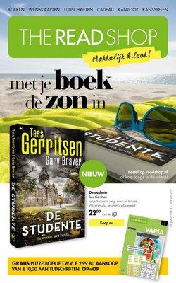 Aanbiedingen van Boeken & Muziek in the The Read Shop folder ( Nog 16 dagen)