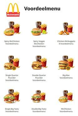 Catalogus van McDonald's ( Meer dan een maand )