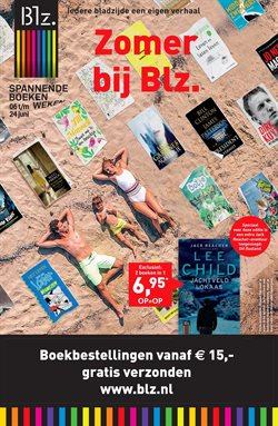 Boeken en Muziek Aanbiedingen in de Blz. folder in Hendrik-Ido-Ambacht