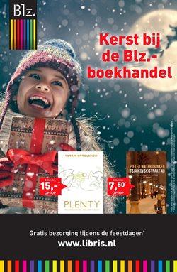 Aanbiedingen van Kerst in the Blz. folder ( Verloopt morgen)