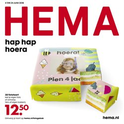 Aanbiedingen van Hema in the Uden folder
