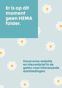 Aanbiedingen van Warenhuis in the Hema folder ( Meer dan een maand)