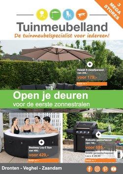 Aanbiedingen van Bouwmarkt & Tuin in the Tuinmeubelland folder ( Vervalt vandaag)