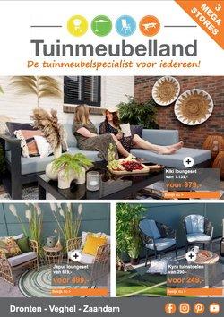 Aanbiedingen van Tuinmeubelland in the Tuinmeubelland folder ( Nog 3 dagen)