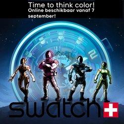 Aanbiedingen van Swatch in the Swatch folder ( Nog 6 dagen)
