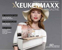 Aanbiedingen van Keukenmaxx in the Keukenmaxx folder ( Nog 8 dagen)