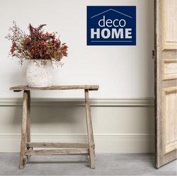 Aanbiedingen van Deco Home in the Deco Home folder ( Nog 14 dagen)