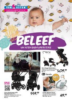 Aanbiedingen van Van Asten BabySuperstore in the Van Asten BabySuperstore folder ( Meer dan een maand)