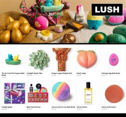 Catalogus van Lush ( Vervallen )