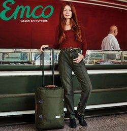 Aanbiedingen van Emco Lederwaren in the Emco Lederwaren folder ( Nog 11 dagen)