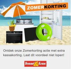 Aanbiedingen van Bemmel & Kroon in the Bemmel & Kroon folder ( Nog 5 dagen)