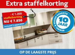 Aanbiedingen van Bemmel & Kroon in the Den Haag folder