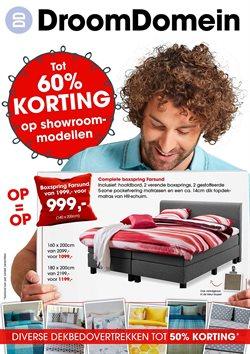 Aanbiedingen van DroomDomein in the Amsterdam folder