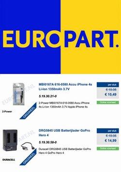 Catalogus van Europart ( Nog 3 dagen )