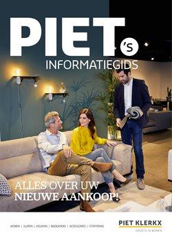 Catalogus van Piet Klerkx ( Meer dan een maand )