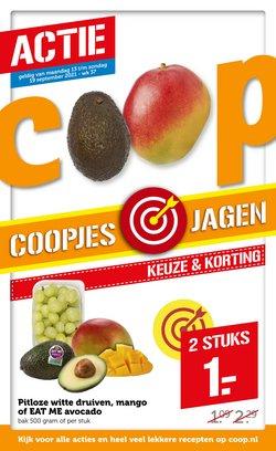 Aanbiedingen van Coop in the Coop folder ( Nog 3 dagen)