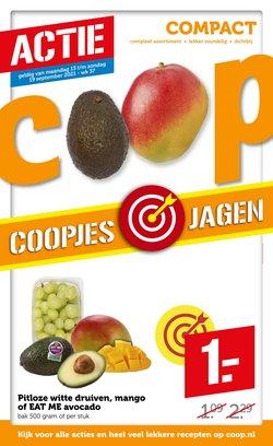 Catalogus van Coop ( Nog 3 dagen)