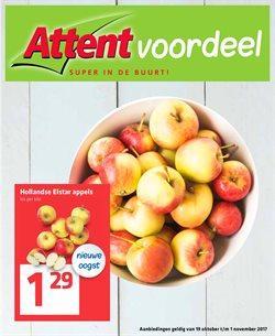 Aanbiedingen van Attent in the Eindhoven folder