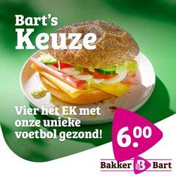 Aanbiedingen van Bakker Bart in the Bakker Bart folder ( Net gepubliceerd)
