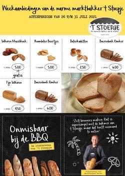 Aanbiedingen van Bakkerij 't Stoepje in the Bakkerij 't Stoepje folder ( Nog 4 dagen)