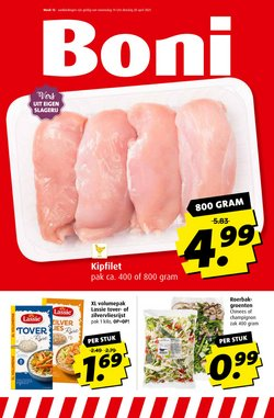 Supermarkt Aanbiedingen in de Boni folder in Amsterdam ( Nog 3 dagen )