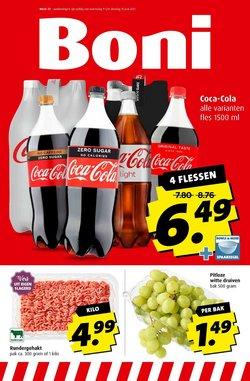 Aanbiedingen van Supermarkt in the Boni folder ( Vervalt vandaag)