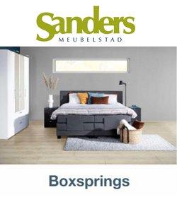 Catalogus van Sanders Meubelstad ( Vervallen )