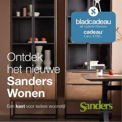 Aanbiedingen van Sanders Meubelstad in the Sanders Meubelstad folder ( Nog 6 dagen)