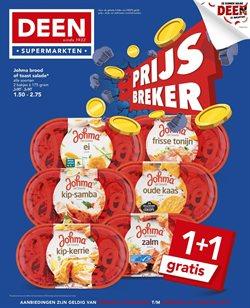 Aanbiedingen van Deen in the Hoorn folder