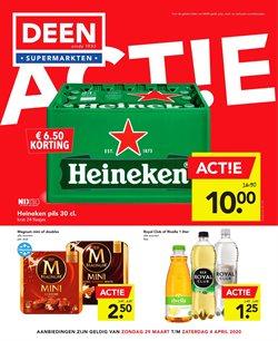 Catalogus van Deen in Alkmaar ( Vervalt vandaag )