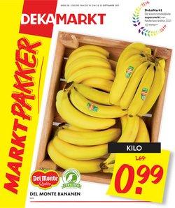 Aanbiedingen van Supermarkt in the Dekamarkt folder ( Verloopt morgen)