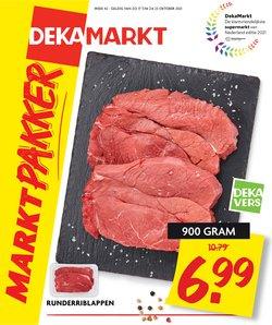 Catalogus van Dekamarkt ( Vervalt vandaag)