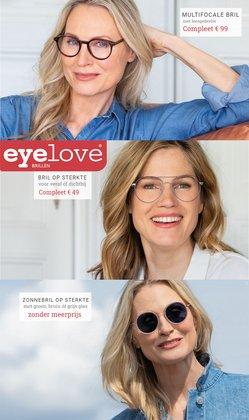 Aanbiedingen van Eyelove brillen in the Eyelove brillen folder ( Verloopt morgen)