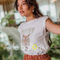 Catalogus van Le Ballon ( Meer dan een maand )