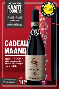 Catalogus van Gall & Gall ( Nog 8 dagen )