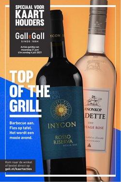 Aanbiedingen van Supermarkt in the Gall & Gall folder ( Net gepubliceerd)