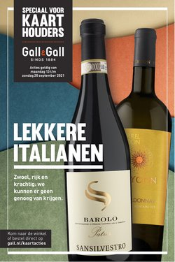 Catalogus van Gall & Gall ( Nog 2 dagen)