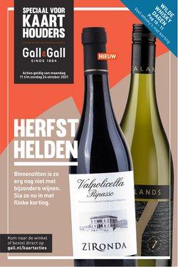 Aanbiedingen van Gall & Gall in the Gall & Gall folder ( Verloopt morgen)