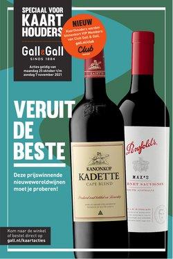 Catalogus van Gall & Gall ( Net gepubliceerd)