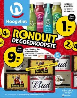 Aanbiedingen van Hoogvliet in the Hoogvliet folder ( Nog 8 dagen)